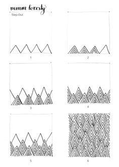 New tangle: mmmForesty — Shastablasta wraps presents well