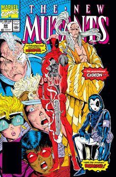 nm Supernaturals #4 W/ Werewolf By Night Mask Marvel Comics Bryan Pulido
