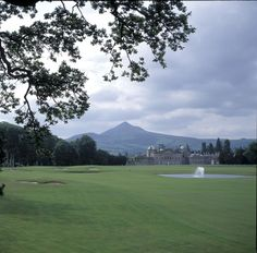 Set in the most beautiful scenery imaginable, The Powerscourt Golf Club