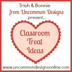 Classroom treat Ideas
