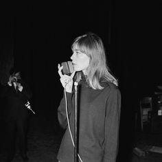 Francoise Hardy in Paris, 1963