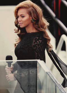 The waves ❤ #beyonce #hair