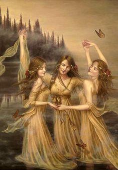 Water Dance~Lauri Blank