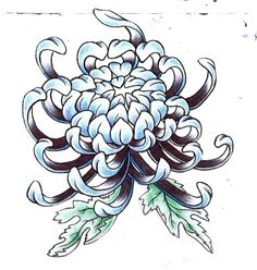 I really want some Chrysanthemums somewhere on my body.  #tattoo #chrysanthemum
