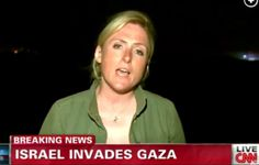 CNN removes reporter after she refers to Israelis as 'scum'