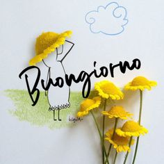 Buongiorno immagini nuove fiori ⋆ Toghigi♥Paper Cute Paintings, Good Morning Greetings, Good Afternoon, Good Mood, Photo Illustration, My Sunshine, Easy Drawings, Flower Art, Creative Design
