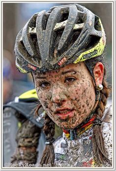 "This pic is really popular - I guess it says ""commitment"" #cycling #bike #ride #mtb"