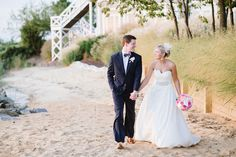 Chesapeake Bay Beach Club Wedding Pictures - Tavern Ballroom