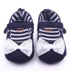 2017 Spring Sweet Baby Girl Princess Big Bow Flower Shoes Crib Children Soft Soled Shoes. Yesterday's price: US $2.97 (2.45 EUR). Today's price: US $2.29 (1.89 EUR). Discount: 23%. #Kidsoftsoleshoes