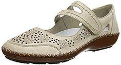 668dd9a2203 Rieker Women s 44875-60 Mary Jane  Amazon.co.uk  Shoes   Bags