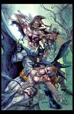 The Batman  by *sjsegovia