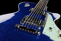 Duesenberg Starplayer Special Blue Sparkle, electric guitar #duesenber #thomann #guitar