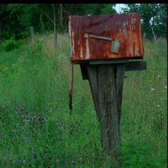 Rural Mail - PSt