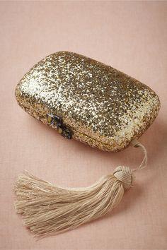 sparkle + tassel