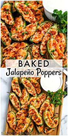 It is hard to resist popping more than one or two into your mouth when it is stuffed with cream cheese, herbs, bacon, and cheese! You may want to double this recipe because they will go quickly. Follow Food Folks and Fun for more easy appetizer recipes!