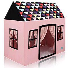 Funkiest playhouse I ever did see!