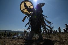 The most powerful shamans from Sweden, Greenland, Mexico, Kyrgyzstan, Mongolia, South Korea, and Kazakhstan have arrived in the Republic of Tuva in southern Siberia for a new international festival devoted to shamanic culture.