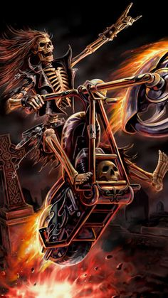 Gothic, skulls, death, fantasy, erotic and animals: SKULL & DEATH