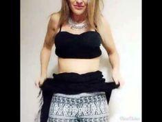 Transformando um Echarpe em uma linda blusa! - YouTube