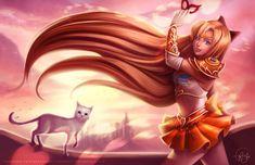 Sailor Moon Fantasy Warrior Fan Art