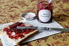 Herzfutter | Food-Blog : Glühende Kirschmarmelade
