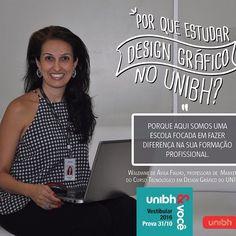 VESTIBULAR DESIGN GRÁFICO UNIBH  Inscrições abertas para o vestibular http://vestibular.unibh.br/#design-de-grafico  Contato coordenação: cynthia.enoque@unibh.br  Quem curte essa aula, COMPARTILHA. :-) #VemProUNIBH  Foto: Rafael Viana