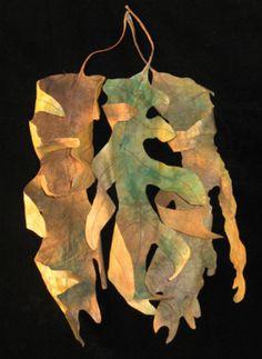 Leaf Quilt Barbara Schneider