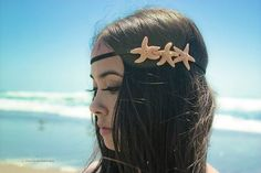 starfish headband!