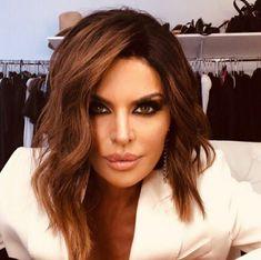Lisa Rinna, Hair A, Hollywood, Long Hair Styles, Beauty, Instagram, Meet, Women, Long Hairstyle