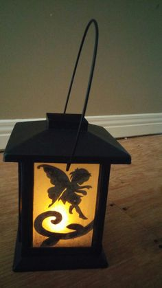 Fairy lantern... Side 3