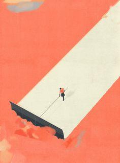 Editorial Illustrations by Francesco Bongiorni