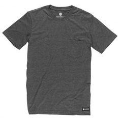 ELEMENT Basic CR Pocket SS tee-shirt 20,00 € #skate #skateboard #skateboarding #streetshop #skateshop @playskateshop