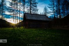 little barn by Simon Kirchmair on 500px