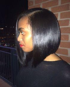 Jingles Hair Supply: Virgin Hair Bundles / Lace CLosure and Frontal / Lace Wigs Short Bob Hairstyles, Weave Hairstyles, Pretty Hairstyles, Black Hairstyles, Relaxed Hairstyles, African Hairstyles, Remy Human Hair, Remy Hair, Human Hair Wigs