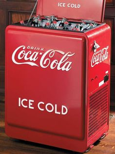 Coca-Cola Retro Coolers