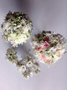 bukiet ślubny   |   kwiaty minwedding