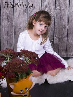 Autumn photography / Őszi fotózás Girls Dresses, Flower Girl Dresses, Tulle, Wedding Dresses, Skirts, Fashion, Dresses Of Girls, Bride Dresses, Moda