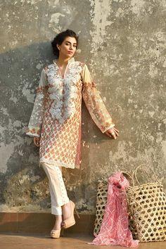 Saira Rizwan Eid Lawn Collection 2015