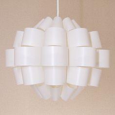 P.P. SHADE ランプ どん2 18900yen 花のような光と影のラインを作るランプ