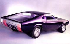 1972 Mustang Milano