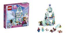 LEGO Disney Princess Elsas Sparkling Ice Castle  Limited Time Only!  Have fun…