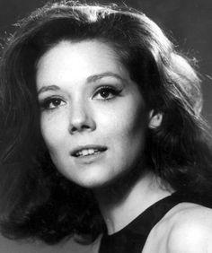 Les 100 plus belles actrices de séries TV: 83. Diana Rigg (Chapeau melon et bottes de cuir)