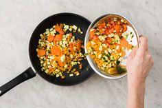 Bunte Couscous-Gemüse-Pfanne Rezept | HelloFresh