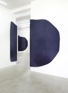 "d-untrait: ""Landon Metz "" Exhibition Display, Henri Matisse, Land Art, Installation Art, Illustration Art, Illustrations, Contemporary Art, Design Inspiration, Design Ideas"