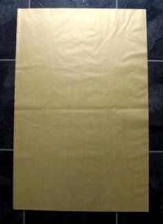 10-LARGE-Sheets-Acid-Free-METALLIC-GOLD-Tissue-Paper-18-x-28-450x700mm