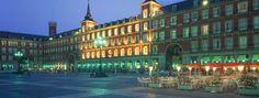 Un paseo por las calles de Madrid