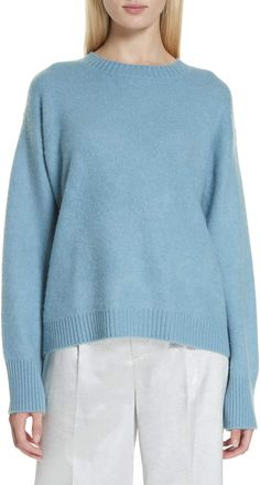5d89a482478 J.Crew - Oversized crewneck sweater in supersoft yarn