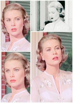 "Grace Kelly in ""High Society"". Dir: Charles Walters. MGM, USA 1956."