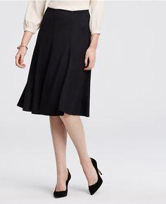 Primary Image of Jersey Midi Skirt