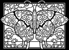adult difficult butterflies black background coloring pages printable and coloring book to print for free. Find more coloring pages online for kids and adults of adult difficult butterflies black background coloring pages to print. Insect Coloring Pages, Butterfly Coloring Page, Mandala Coloring Pages, Animal Coloring Pages, Coloring Pages For Grown Ups, Fall Coloring Pages, Printable Adult Coloring Pages, Coloring Books, Free Coloring